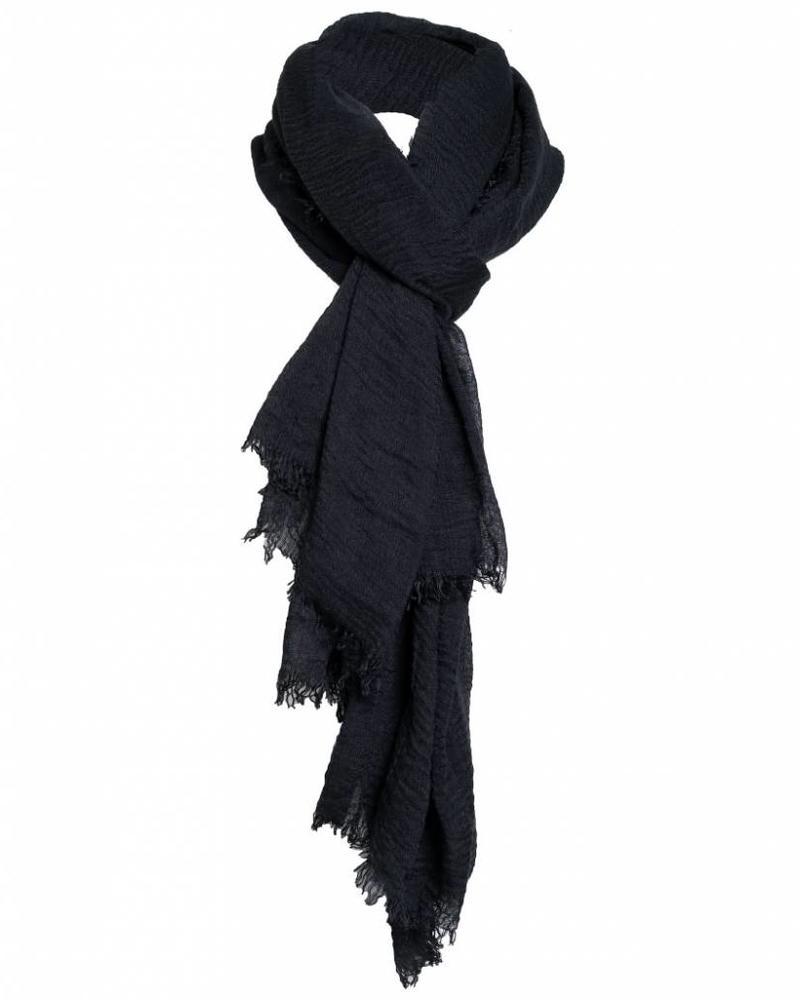 Sjaal Lies zwart