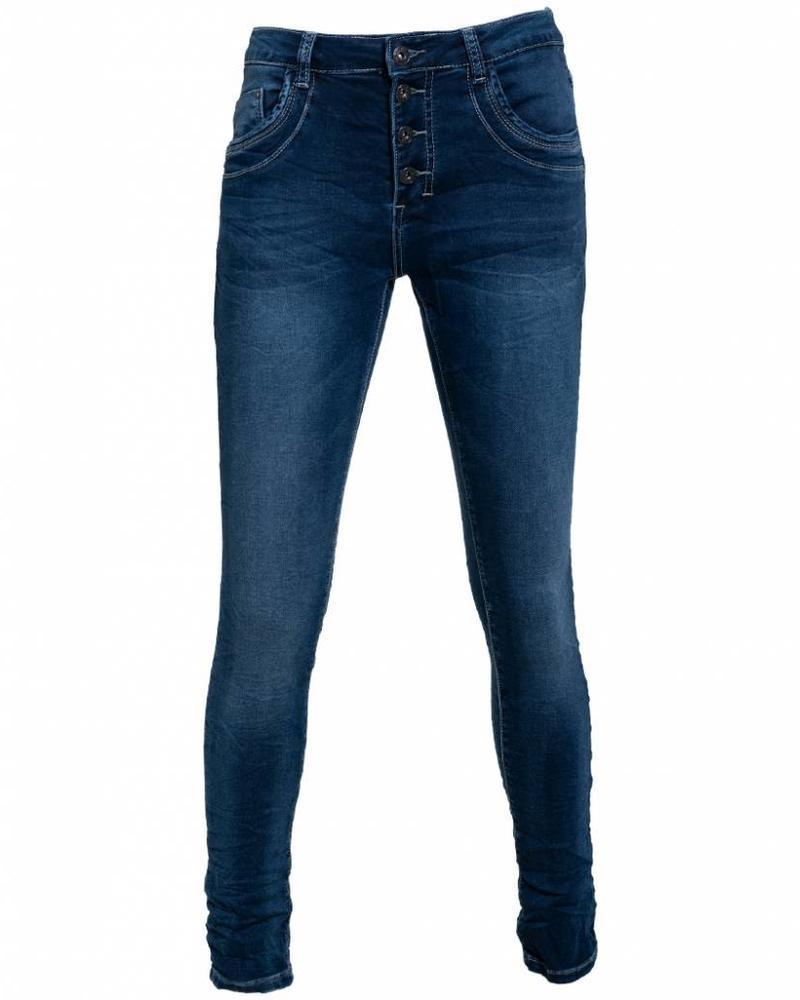 place du Jour Jog jeans Mick blauw