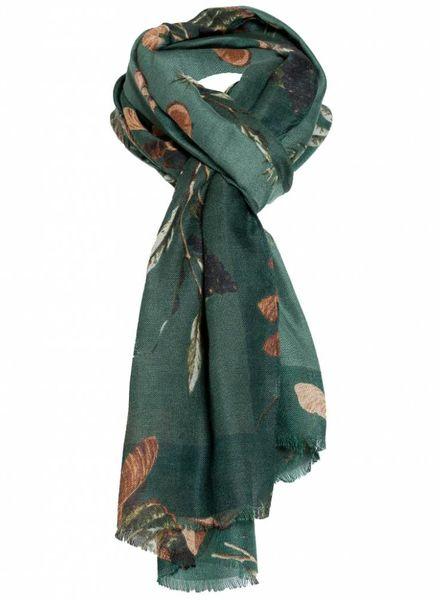 Sjaal Pia groen
