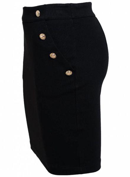 Vera Jo Rok buttons May zwart