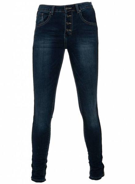 place du Jour Jog jeans Amira dark