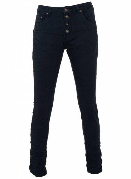 place du Jour Jog jeans Vannie blauw