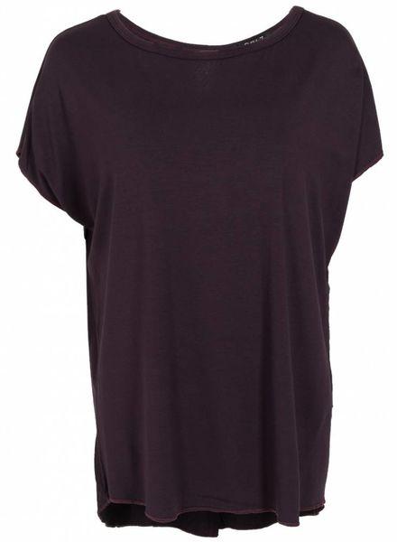 Rebelz Collection Shirt Hester aubergine