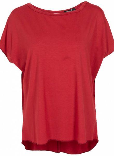 Rebelz Collection Shirt Hester bordeaux