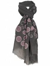 Sjaal Bella grijs