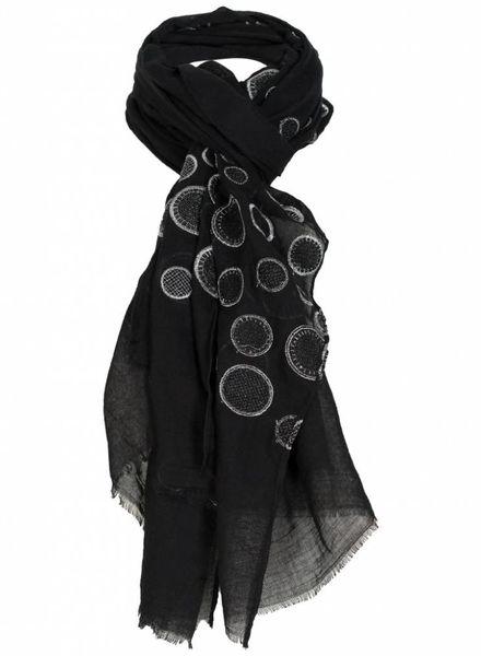 Sjaal Bella zwart