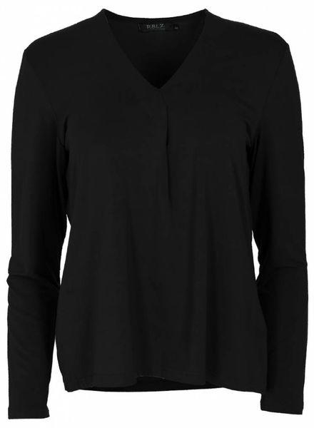 Rebelz Collection Shirt Claudia zwart