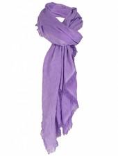 Rebelz Collection Sjaal Rosa paars
