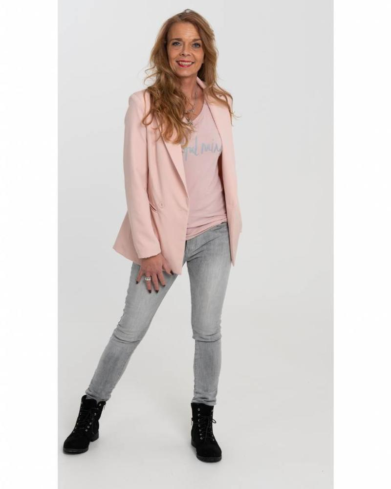 Gemma Ricceri Blazer Fanny roze