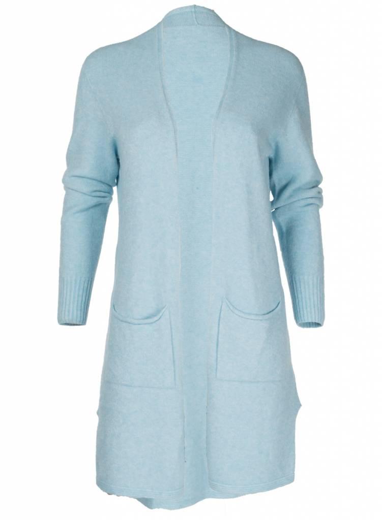 Gemma Ricceri Vest Daisy lichtblauw