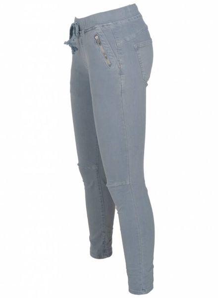 Gemma Ricceri Broek Noa jeansblauw