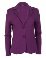 Rebelz Collection Blazer Pam paars