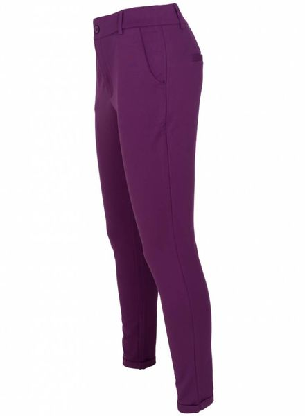 Rebelz Collection Pantalon Pam paars