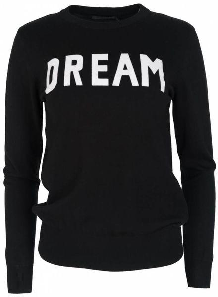 Rebelz Collection Trui Dream zwart
