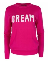 Rebelz Collection Trui Dream fuchsia
