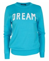 Rebelz Collection Trui Dream blauw