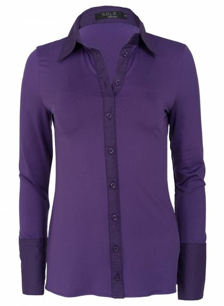Rebelz Collection Blouse Melody paars