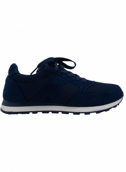 Wannahavesfashion Sneaker Nova donkerblauw