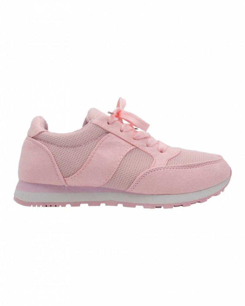 Wannahavesfashion Sneaker Nova roze