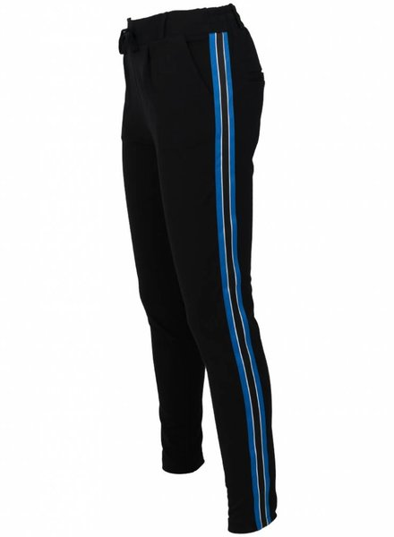 Rebelz Collection Pantalon Mikki bies kobalt