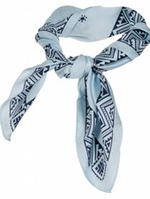 Wannahavesfashion Bandana India blauw