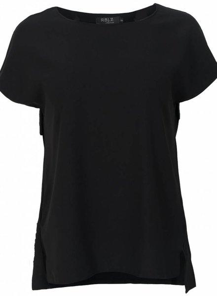 Rebelz Collection Shirt Lina zwart