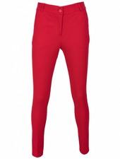 Vera Jo Pantalon Faith rood