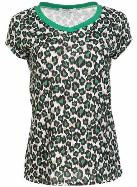 Gemma Ricceri Shirt Biba groen