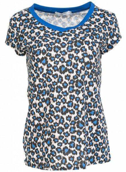 Gemma Ricceri Shirt Biba kobalt