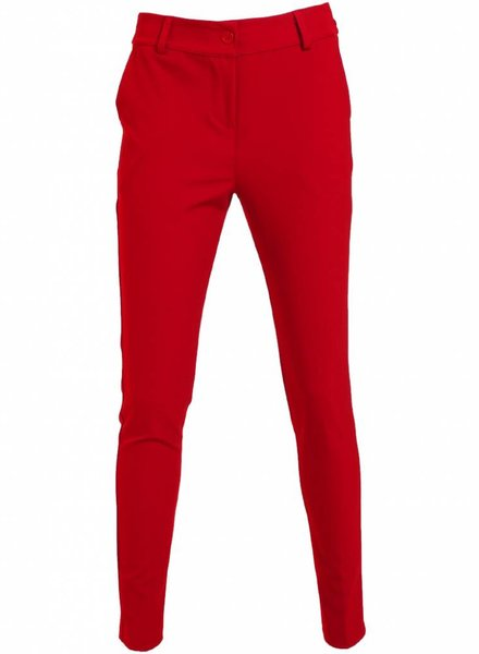 Gemma Ricceri Pantalon Sammy rood