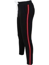 Gemma Ricceri joggingbroek Irma zwart/rood