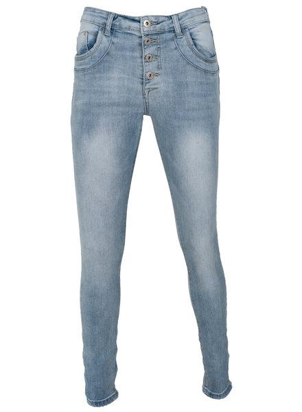 place du Jour Jog jeans Renee blauw