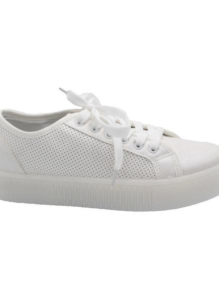 Wannahavesfashion Sneaker Belinda wit