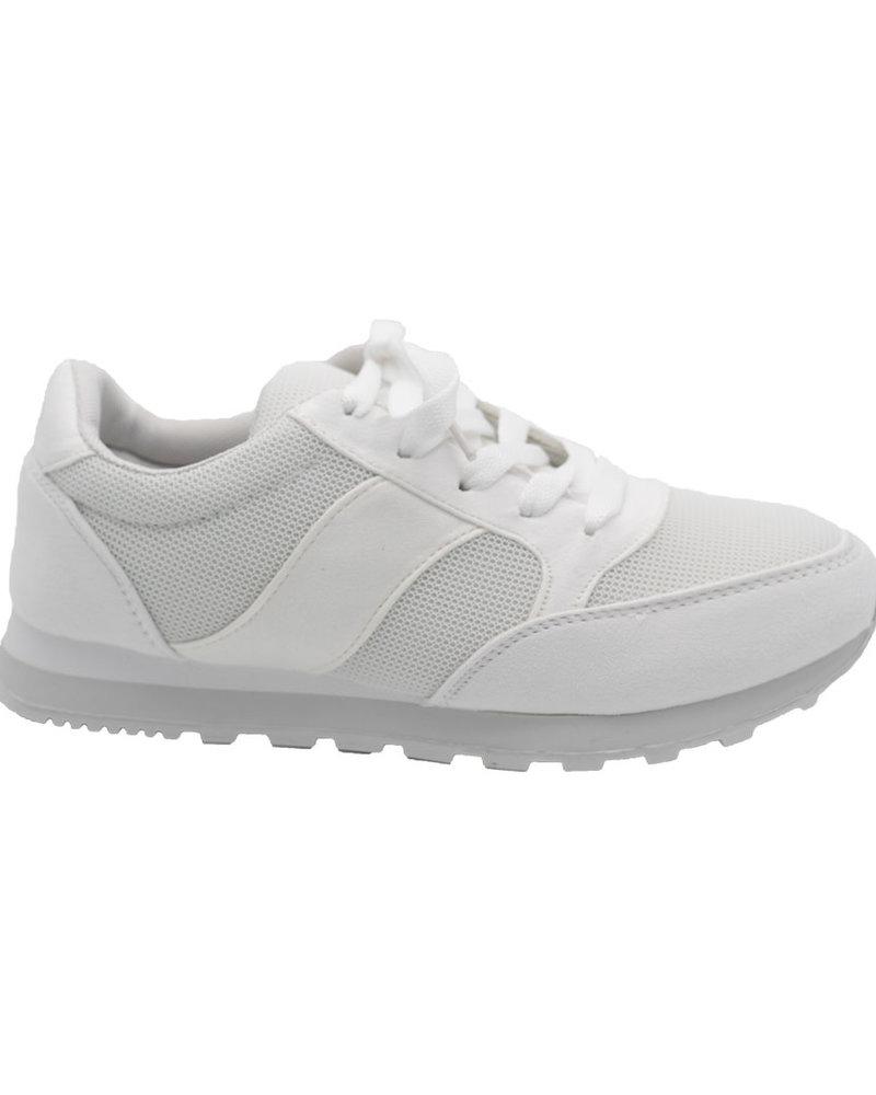 Wannahavesfashion Sneaker Nova wit