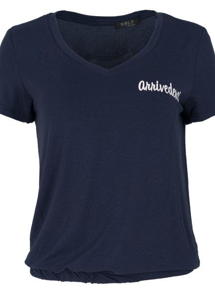 Rebelz Collection Shirt arrivideci blauw