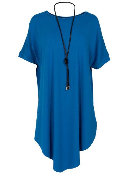 Wannahavesfashion Shirt Vera veter kobalt