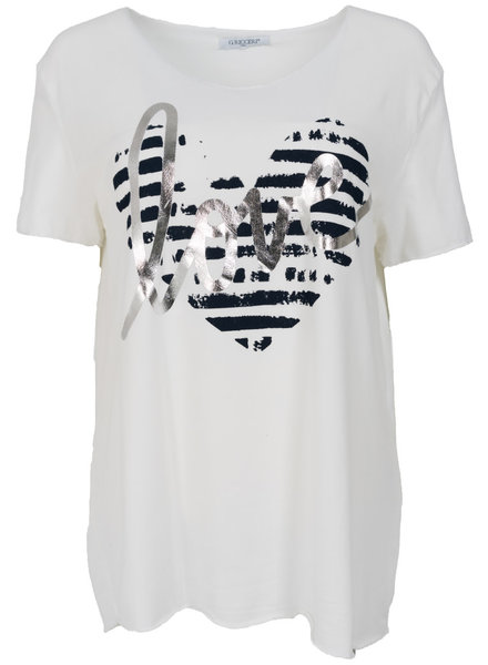 Gemma Ricceri Shirt Laura wit