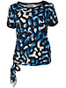 Gemma Ricceri Shirt Lonneke blauw