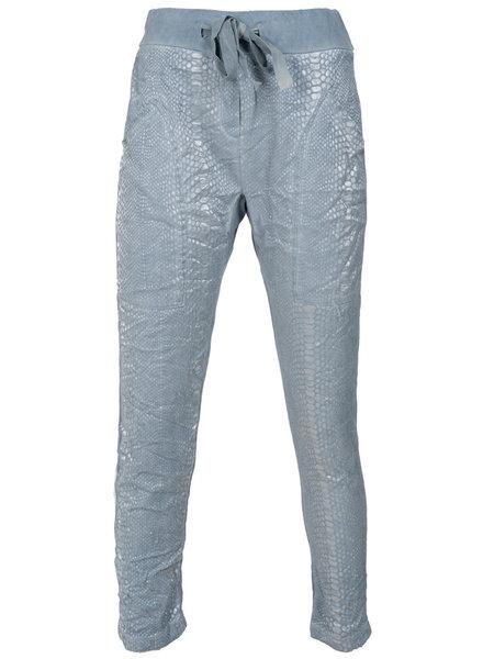 Gemma Ricceri Joggingbroek Emi jeansblauw