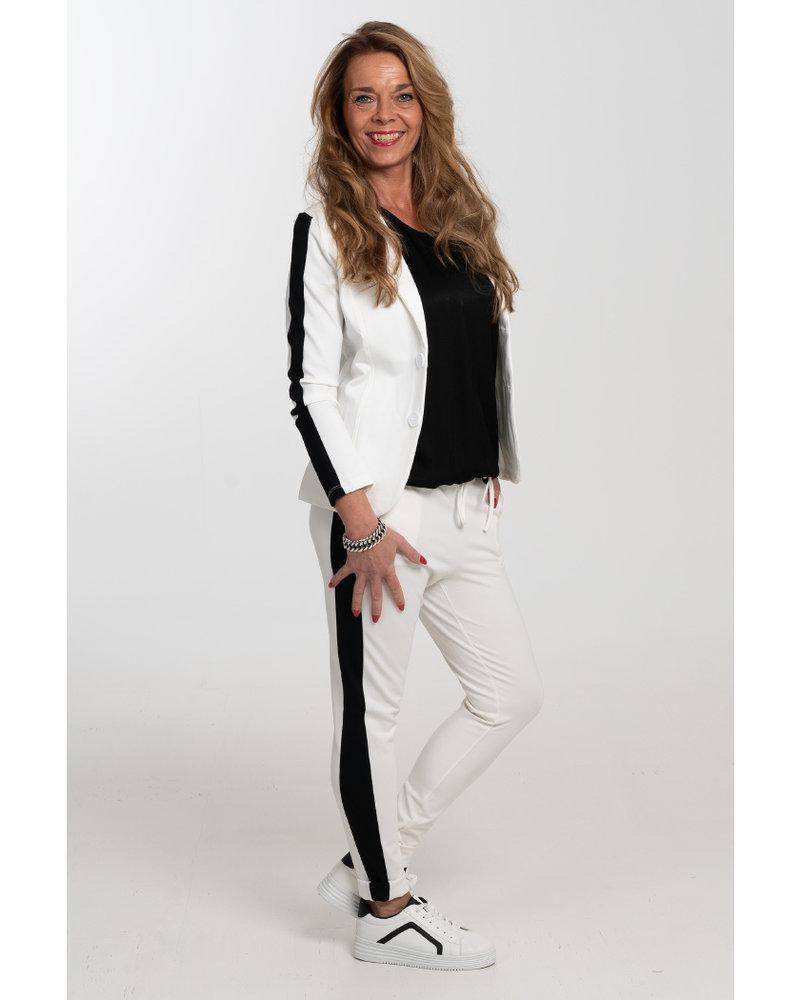 Rebelz Collection Blazer Keet off-white