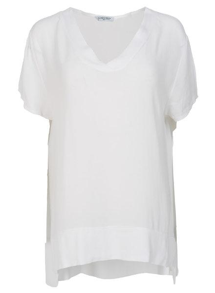 Gemma Ricceri Shirt Mara wit