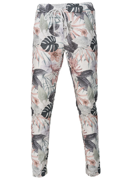 Gemma Ricceri Joggingbroek Cherry wit