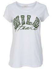 Gemma Ricceri Shirt Gloria wit/groen