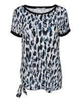 Gemma Ricceri Shirt Lola blauw