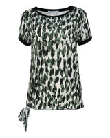 Gemma Ricceri Shirt Lola groen