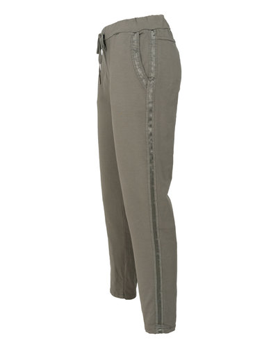 Joggingbroek Groen.Joggingbroek Tessa Groen Wannahavesfashion