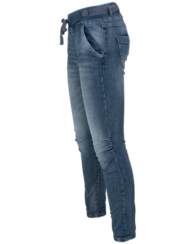 Melly&Co Jog jeans Sterre blauw