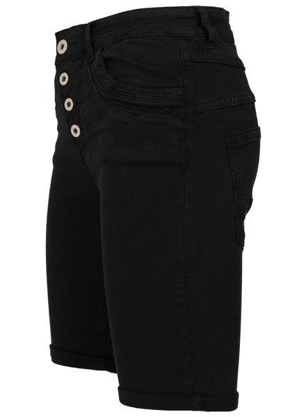 Gemma Ricceri Korte broek zwart
