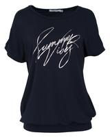 Gemma Ricceri Shirt Summer Vibes blauw