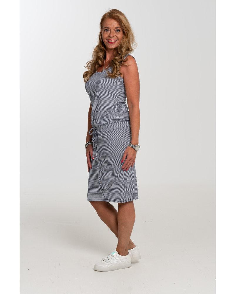 Gemma Ricceri Jurk limited blauw